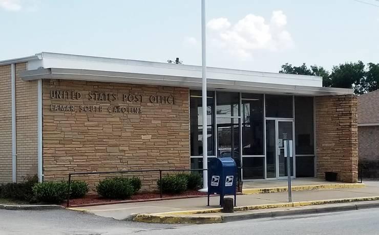 Postal Office