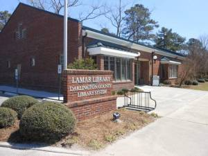 town of lamar library