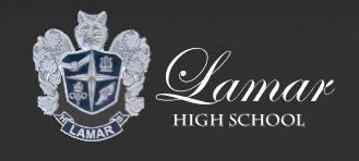 lamar high school logo