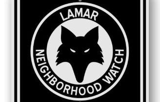 lamar neighborhood watch