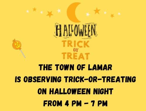 halloween in lamar