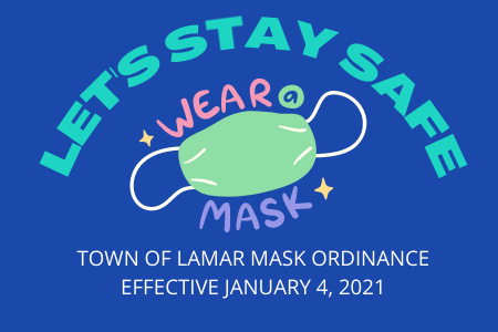 Town of Lamar Mask Ordinance