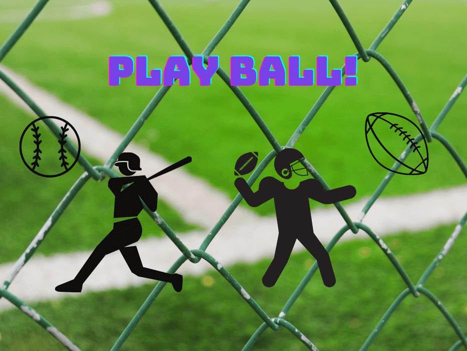 FOOTBALL AND SOFTBALL SIGNUPS