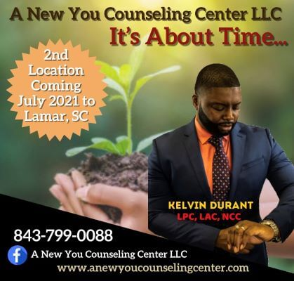 a new you counseling center