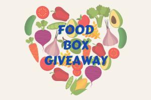 FOOD BOX GIVEAWAY