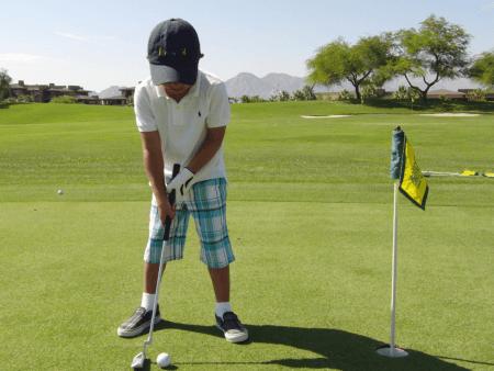 Lamar Youth Golf Camp