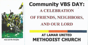Community VBS Day