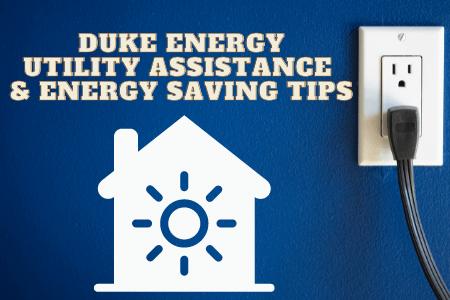 DUKE ENERGY-SAVING TIPS