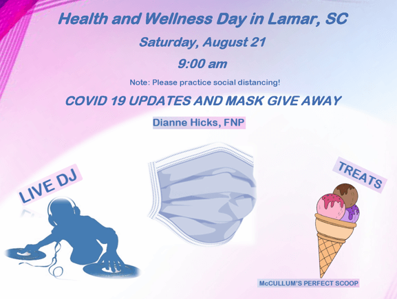 Health & Wellness Day in Lamar