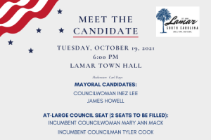 MEET THE CANDIDATE EVENT