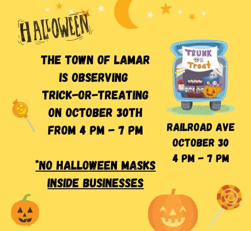 Lamar Fall Events